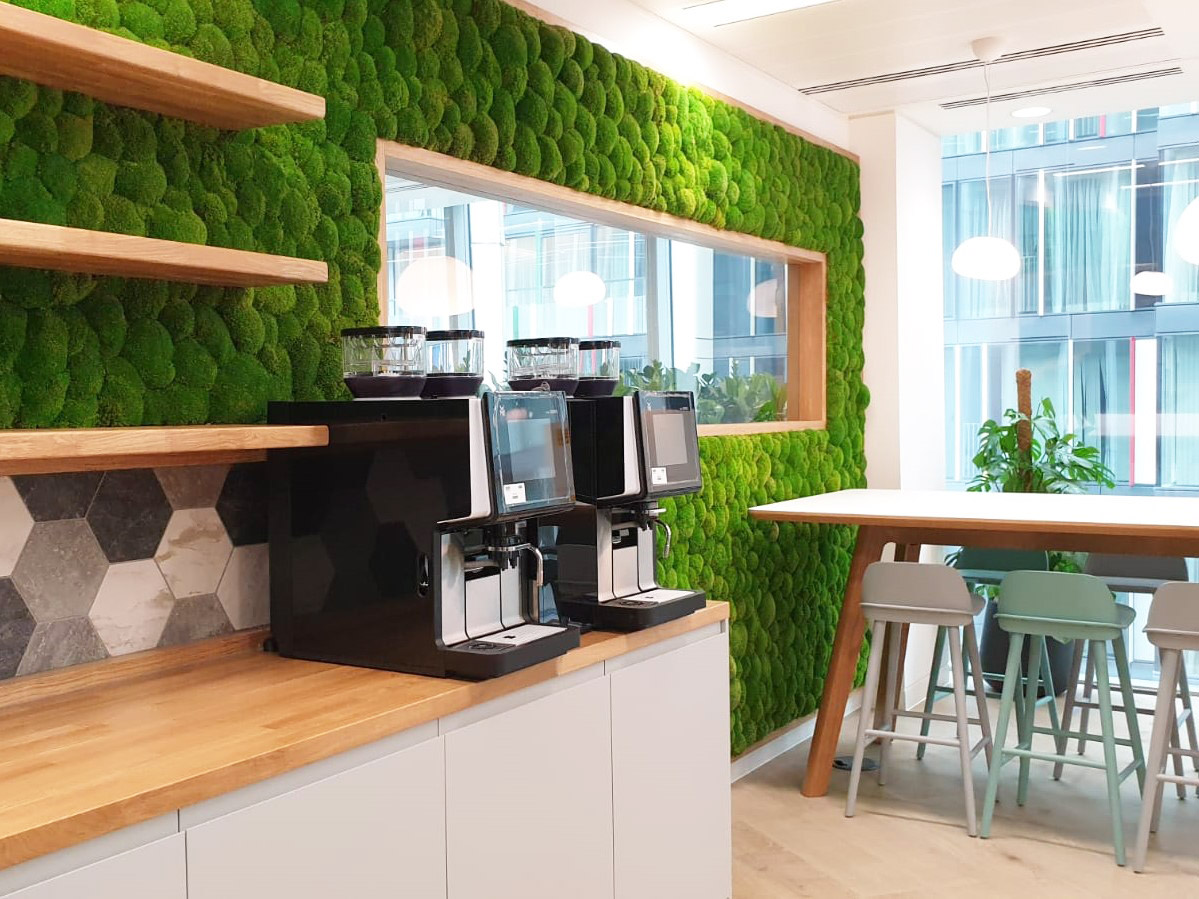 Envirowall Coffee